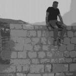 Io...sulle mura
