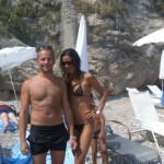 Con Nina Moric